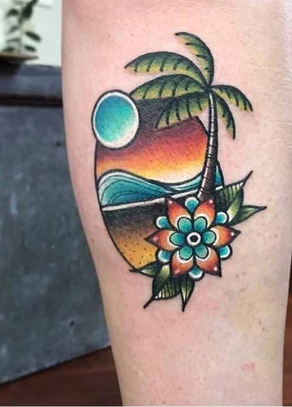 Tropical Tattoo